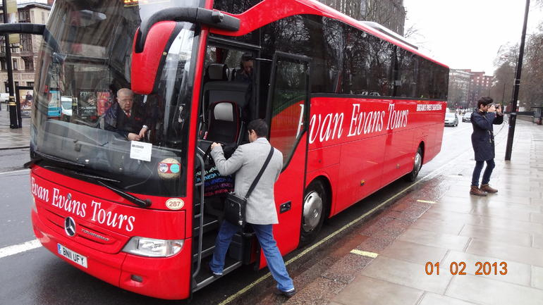 London in One Day Sightseeing Tour Photos - London