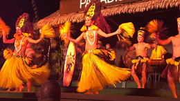 Another luau from Polynesia , sparky - September 2015