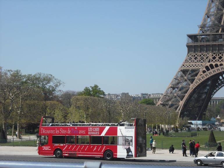 Our bus - Paris