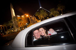 Photo of Las Vegas Viator Exclusive: Las Vegas Strip by Limo with Personal Photographer Our limo!