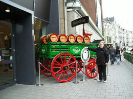 Photo of Amsterdam Amsterdam Canal Bus Hop On Hop Off Day Pass and Heineken Experience OUTSIDE HEINEKEN
