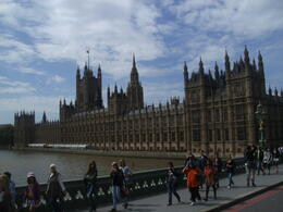 Photo of London London Duck Tour Palace of Westminster