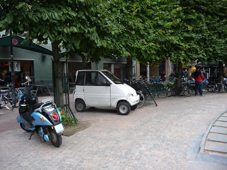 Park wherever you'd like - Amsterdam