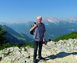 Me at Eagles Nest , alan g - August 2012