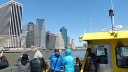 Photo of New York City New York Harbor Hop-on Hop-off Cruise including 9/11 Museum Ticket The water taxi