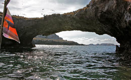 Photo of Puerto Vallarta Marietas Islands: Cavern Swim and Snorkel Cruise from Puerto Vallarta Welcome to Bird Island, Islas Marietas