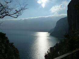 From the look out on the Isle of Capri , mazza - April 2012