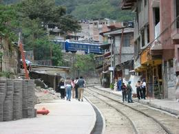 The town of Aguas Calientes, Bandit - December 2010
