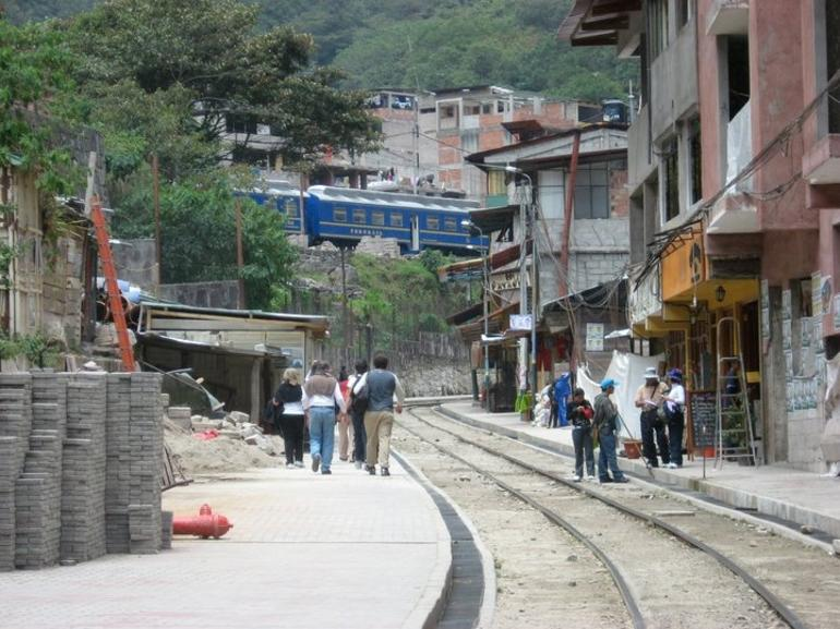 Aguas Calientes - Cusco