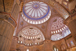 Photo of Istanbul Private Tour: Istanbul in One Day Sightseeing Tour including Blue Mosque, Hagia Sophia and Topkapi Palace Blue Mosque