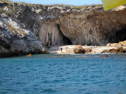 Photo of Puerto Vallarta Marietas Islands: Cavern Swim and Snorkel Cruise from Puerto Vallarta Boat ride and snorkeling near the Marietas Islands