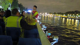 Photo of Paris Paris Night Bike Tour BoatTour