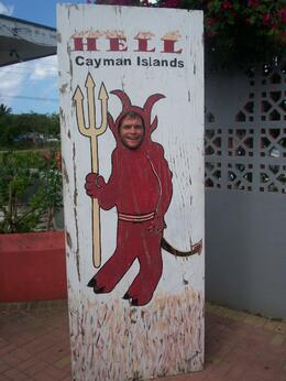 Photo of Cayman Islands Grand Cayman Tour Hell