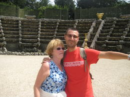 Our wonderful guide. 5 stars! , rubia - August 2012