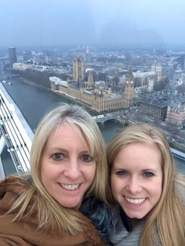 Loved the views from the London Eye. Highly recommend. , Kimberly H - March 2015