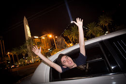 Photo of Las Vegas Viator Exclusive: Las Vegas Strip by Limo with Personal Photographer Loved the limo ride