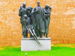 Photo of Prague Terezin Concentration Camp Day Tour from Prague mémorial
