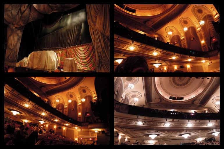 MajeStic Theatre, Broadway NY - New York City