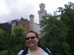 Loved my visit to Neuschwanstein Castle , Julie L - June 2016