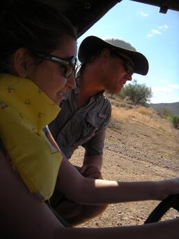 Photo of Phoenix Sonoran Desert Tomcar Tour Our talented guide