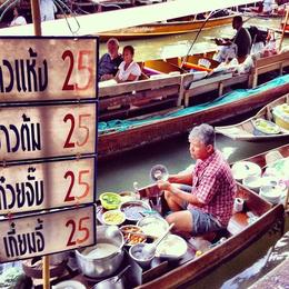Photo of Bangkok Private Tour: Floating Markets and Bridge on River Kwai Day Trip from Bangkok Private Tour: Floating Markets and Bridge on River Kwai Day Trip from Bangkok