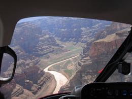 Photo of Las Vegas Grand Canyon All American Helicopter Tour Shot from helicopter