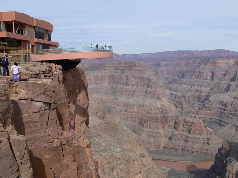 Skywalk (Eagle Point) - Las Vegas