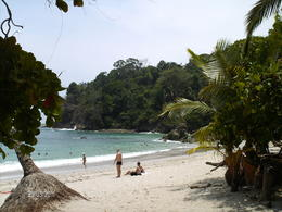 Photo of San Jose Manuel Antonio National Park Day Trip from San Jose The amazing beach panorama