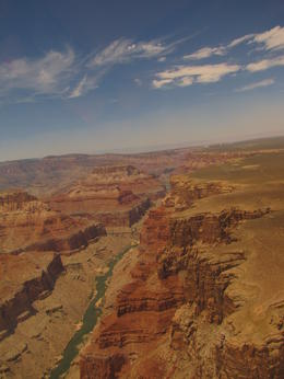 Photo of Grand Canyon National Park 45-minute Helicopter Flight Over the Grand Canyon from Tusayan, Arizona This isn't a drop in the bucket.