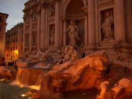 Photo of Rome Rome by Night Walking Tour Trevi Fountain