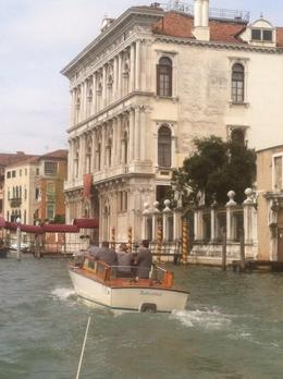 Photo of Venice Venice Marco Polo Airport Private Arrival Transfer Venice Boat from Airport to Hotel