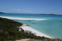 Photo of The Whitsundays & Hamilton Island Whitehaven Beach Cruise Including Hill Inlet Walk View from Hill Inlet