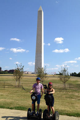 Photo of Washington DC Washington DC Segway Tour Washington DC Segway Tour