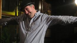 "Picture 2 from ""Waiting on Godot"" in the Duke Pub., Jamie L - January 2010"