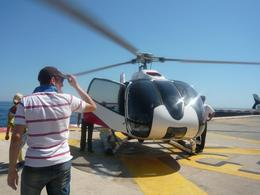 Photo of Monaco French Riviera Scenic Helicopter Tour from Monaco boarding.jpg