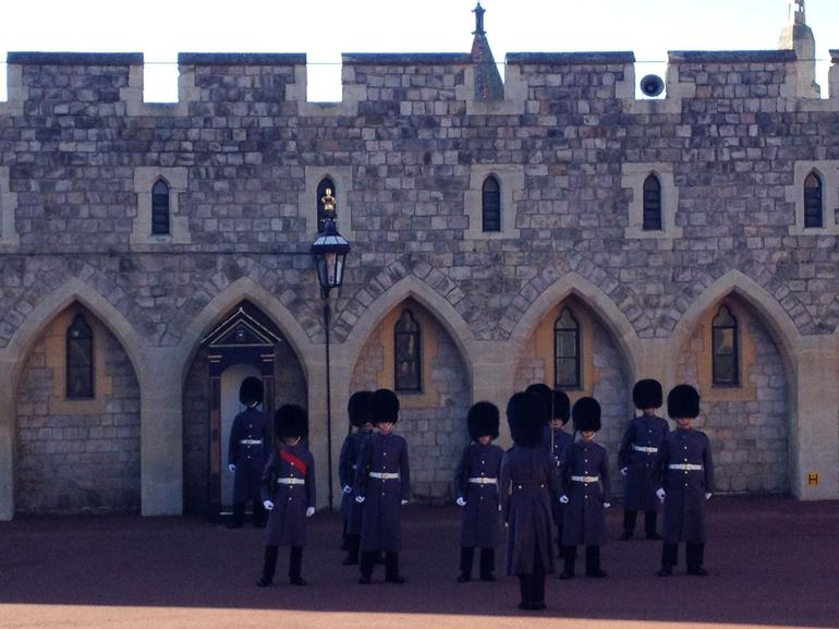 Changing of the Guards - London