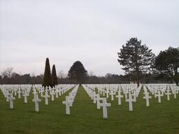 Photo of Paris Normandy D-Day Battlefields and Beaches Day Trip Defenders of Freedom At Peace