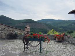 We saw some beautiful views on the tour of the Chianti Region., Scott B - August 2009