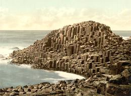 Photo of Dublin Titanic Visitor Experience and Giant's Causeway Day Trip from Dublin Honeycomb Giants Causeway