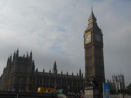 Photo of London Thames Hop-On Hop-Off River Cruise House of Parliament + Westminster Abbey