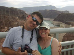 Photo of Las Vegas Grand Canyon West Rim Day Trip by Coach, Helicopter and Boat with Optional Skywalk Hover Damm
