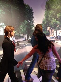 Photo of Las Vegas Madame Tussauds Las Vegas I Wanna Hold Your Hand.....