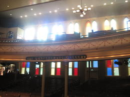The beautiful interior of the Ryman , clairemc - August 2011