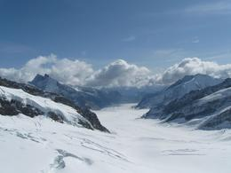 Photo of Lucerne Jungfraujoch Top of Europe Day Trip from Lucerne Look at this! Isn't it beautiful?