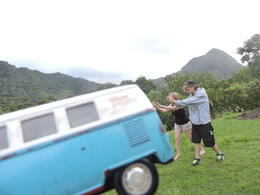 Photo of Oahu Lost Tour and Other Hawaii Movie Locations by Hummer Lost - Hurley's Hill