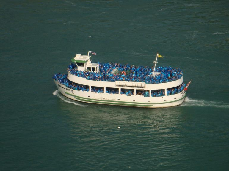 Maid of the Mist Boat - New York City