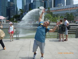 Photo of Singapore Singapore City Tour with optional Singapore Flyer Merlion @ One Fullerton