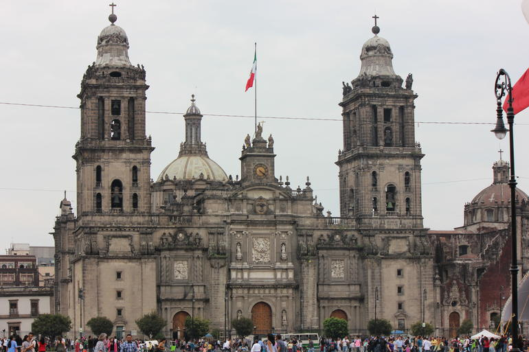 Mexico City Cathedral - Mexico City