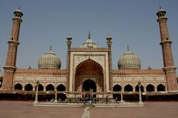 Photo of New Delhi Private Custom Tour: Delhi in One Day Mosque