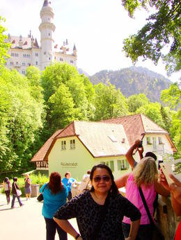 The castle where Disney's Sleeping Beauty Castle was inspired from , G - June 2014